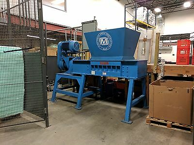 Franklin MIller Taskmaster TM2842 Industrial Shredder