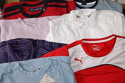 Bundle 7 Boys Tops Suit Age 6-7 Years Inc 1 Bnwt T Shirt £13.95 Free Uk Delivery