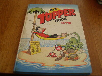 The Topper Book 1972