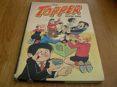 The Topper Book 1980