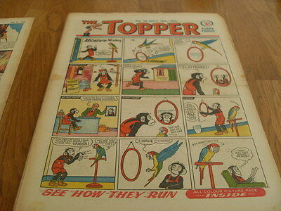 The Topper Comic Issue No 24 July 18Th 1953