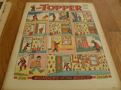 The Topper Comic Issue No 32 Sept 12Th 1953