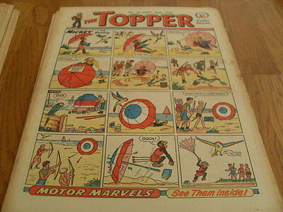 The Topper Comic Issue No 34  Sept 26Th 1953