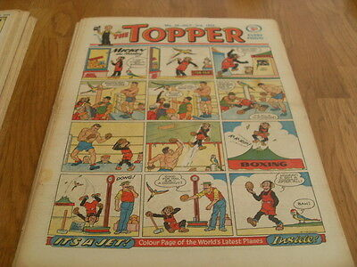 The Topper Comic Issue No 35 Oct 3Rd 1953
