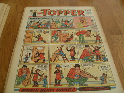 The Topper Comic Issue No 36 Oct 10Th 1953