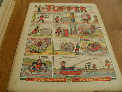 The Topper Comic Issue No 38 Oct 24Th 1953