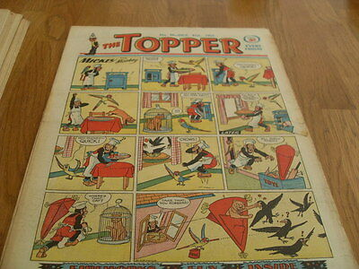 The Topper Comic Issue No 39 Oct 31St 1953