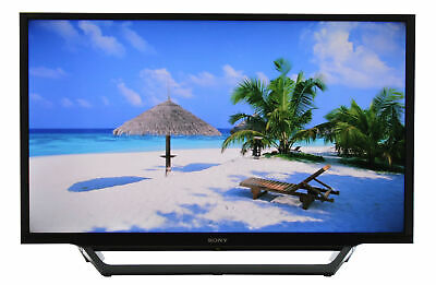 "Sony 32"" Smart LED TV w/ Built-in WiFi, MotionflowXR 240 & 2 HDMI / 2 USB Ports"
