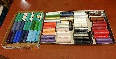 HOT STAMP STAMPING FOIL KINGSLEY HOWARD mixed lot previously owned