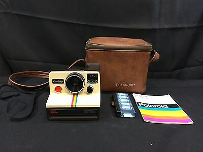Polaroid Sears Special OneStep Land Film Camera with Extras *READ