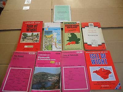 Vintage Ordnance Survey  Maps and Others SOUTH WEST