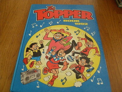 The Topper Book 1992