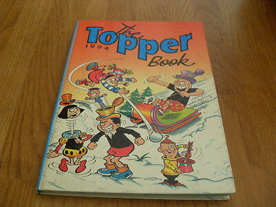 The Topper Book 1994