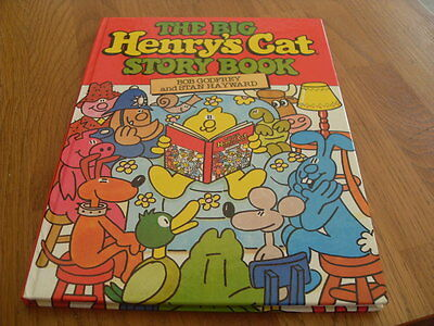 The Big Henry's Cat Story Book