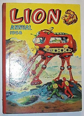 Lion Annual - Various - 1958 - 1St Edition
