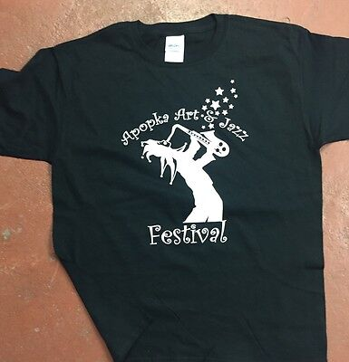 Apopka Arts And Jazz Festival T-shirts Your Lot Of 108 New