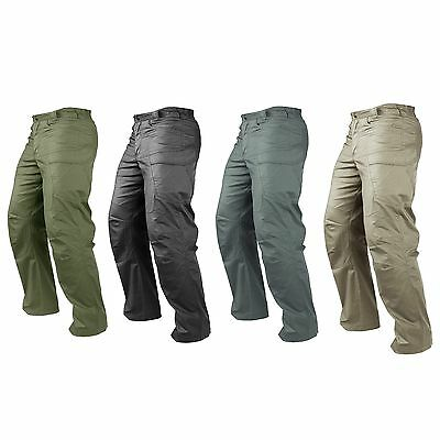 Condor 610T Cargo Pockets Stretchable Tactical Operator Ripstop Inseam Pants
