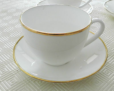 6 piece Coffee Cup and Saucer Set
