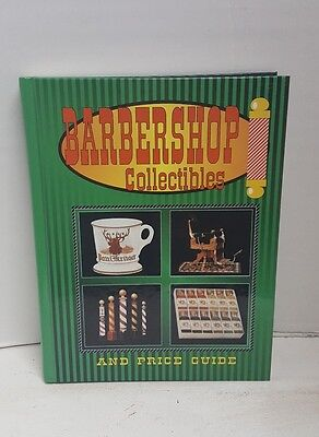 Barbershop Collectibles and Price Guide Book 1996
