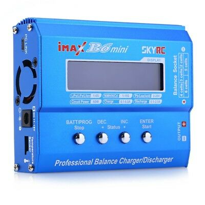 SKYRC iMAX B6 Mini Genuine Balance Charger/Discharger for RC Battery Charger New