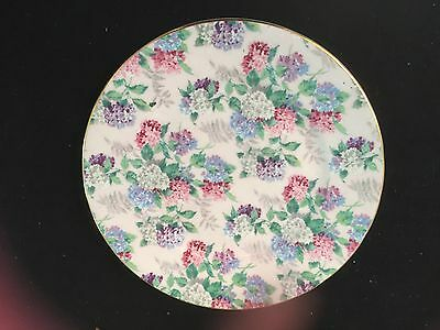 Shelley Side Plate English Bone China Summer Glory In As New Ex. Cond