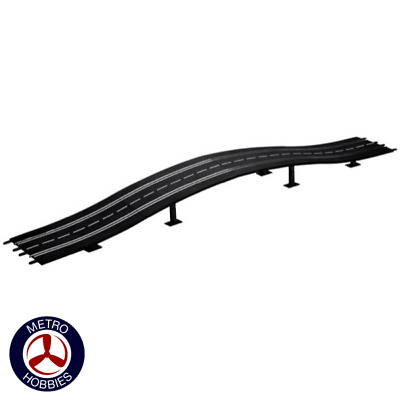 Carrera Evolution/Digital Bridge-Overpass Track Set (4 pce) 20587 Brand New
