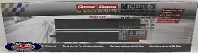 Carrera Digital 132/124 Track Section for Pit Stop Extention 30341 Brand New