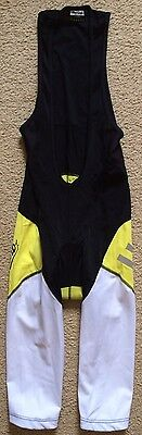 Mens Campagnolo Bike Cycling Bib Shorts Knicks Size S Fantastic Condition