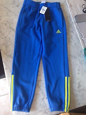 New Boys Adidas Tracksuit Pants Size 2-3 Years Rrp $45