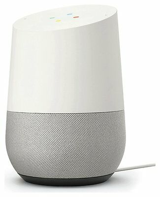 Google Home Smart Speaker Voice-Activated Wireless Bluetooth Google Assistant