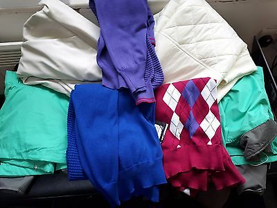 Job Lot of Ladies Golf Jackets and Jumpers - New With Tags - RRP £565