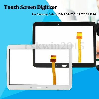 Touch LCD Screen Digitizer For Samsung Galaxy Tab 3 GT-P5210 P5200 P5210 10.1''