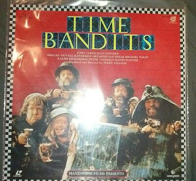 Time Bandits Rare jAPAN John Cleese Sean Connery Michael Palin Terry Gilliam