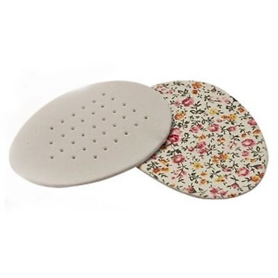 Small Floral Pattern Women Metatarsal Half Foot Pads Forefoot Cushion Insole