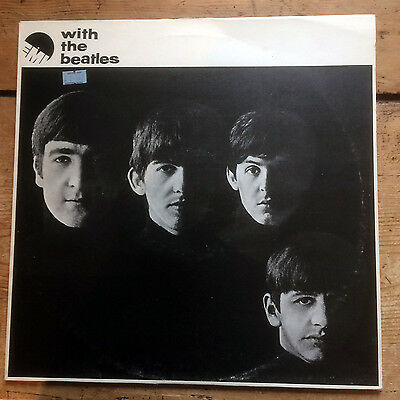 The Beatles – With The Beatles - vinyl LP album (1963)