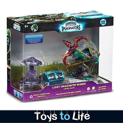 Skylanders Imaginators | Lost Imaginite Mines Adventure Pack - In Stock Now