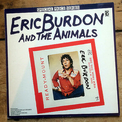 Eric Burdon and the Animals – Ready Mount - vinyl LP album (1968)