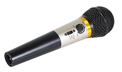 Mr Entertainer Karaoke Dynamic Music Microphone with Built-in Echo Control