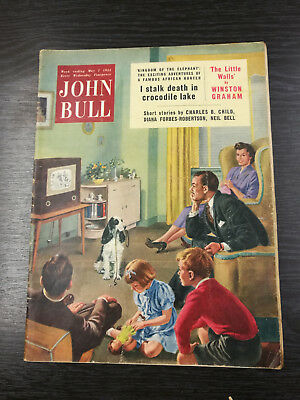 John Bull Magazine, May 7th 1955