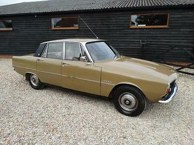 1970 Rover 2000 Priced To Clear