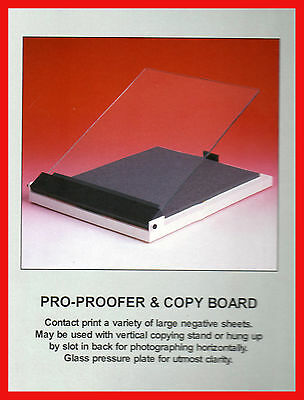 Paterson Pro Proofer and Copy Board PTP623