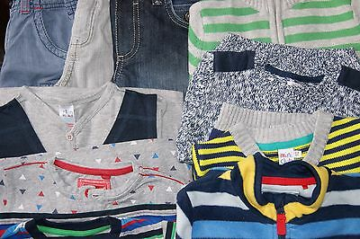 Bundle 10 Boys Clothes Suit Age 3-4 Years Incl Jeans Jumper Cardigan Tops £15.95