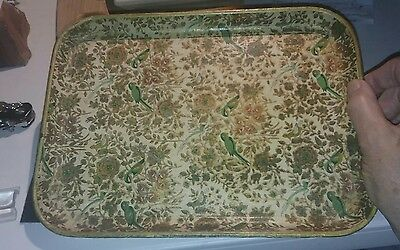 Antique Tole Tray