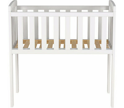 Rafferty Baby Crib - White - Nursery