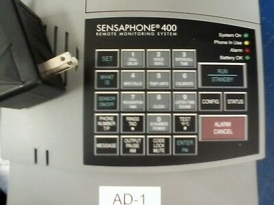 Sensaphone Model 400 Monitoring System