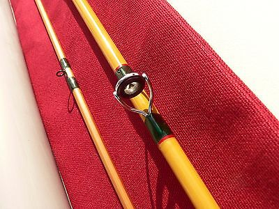 canne à pêche mouche Bambou refendu et carbone bamboo split fly rod fishing cane