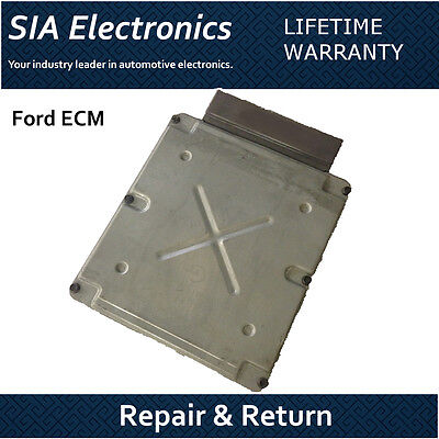 Ford F-150 ECU ECM PCM Repair & Return  Ford F-150 ECU Repair  Ford ECM