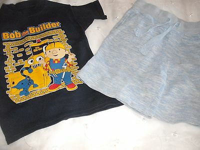 Next Boys Shorts/thomas T-Shirt Age 3-4