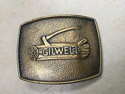 Gilwell Brass Belt Buckle