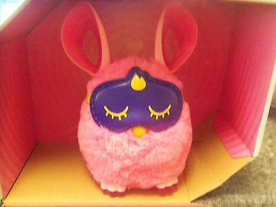 Pink Furby Connect Hasbro Interactive Bluetooth Toy Used in Box